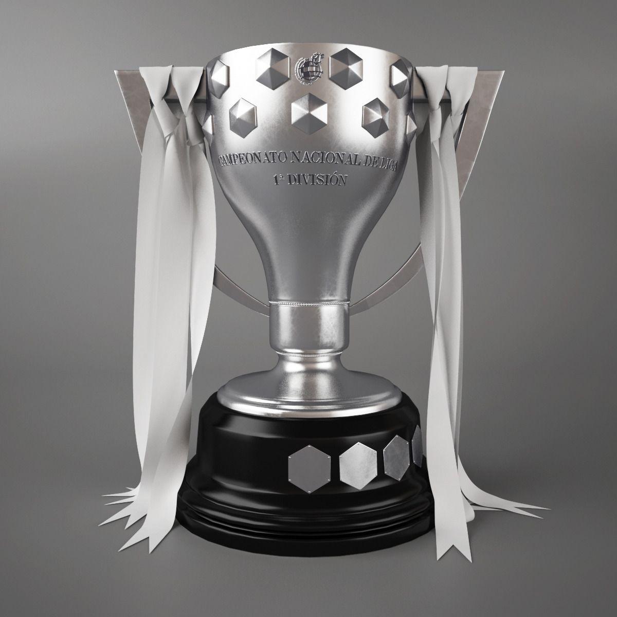 Spain La Liga Trophy La Liga Trophy Football Trophies
