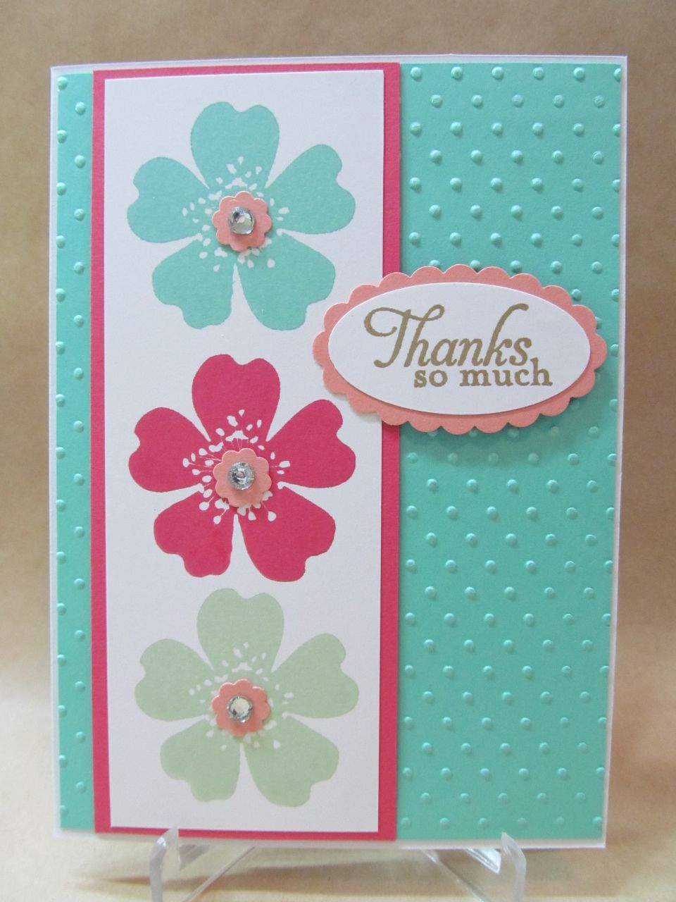 Good Card Making Ideas Stampin Up Part - 3: Savvy Handmade Cards: Stampinu0027 Up! 2013-2015 In Color Card