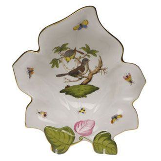 Rothschild Bird dish