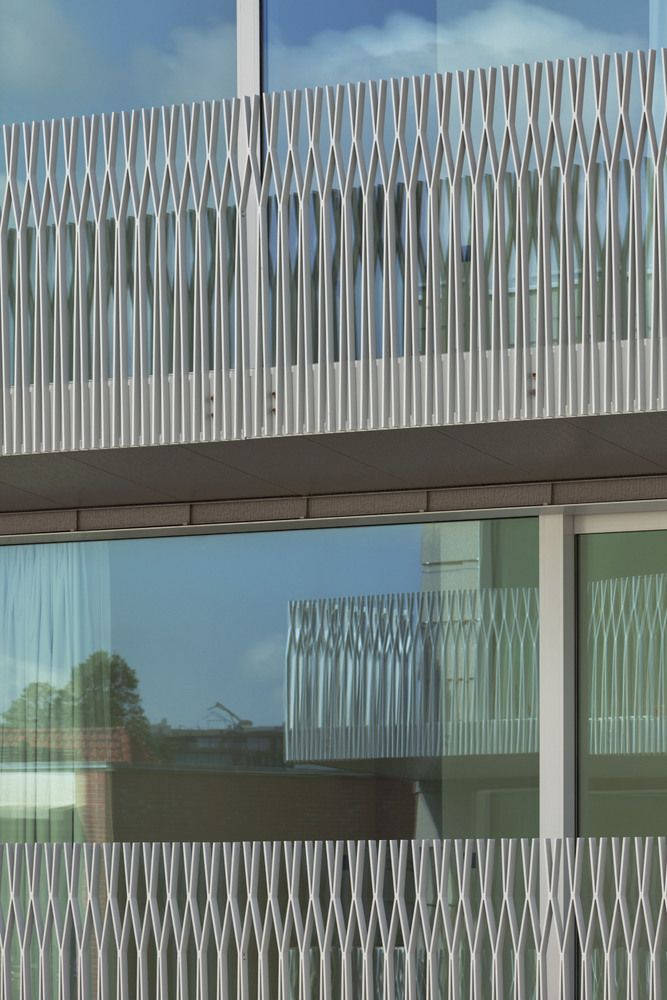 Http Www Wielaretsarchitects Com En Projects The Double 3848 Architektur Gelander Aussen Treppe Haus