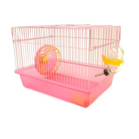 Pets Dwarf hamster cages, Mouse cage, Hamster water bottle
