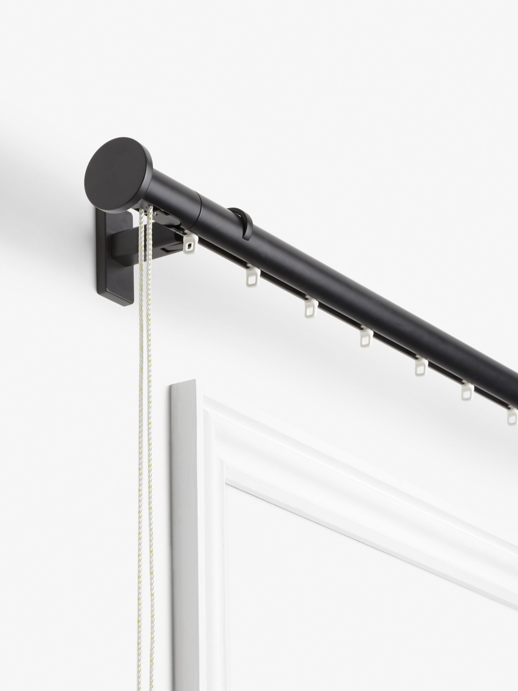 John Lewis Partners Made To Measure Corded Revolution Curtain