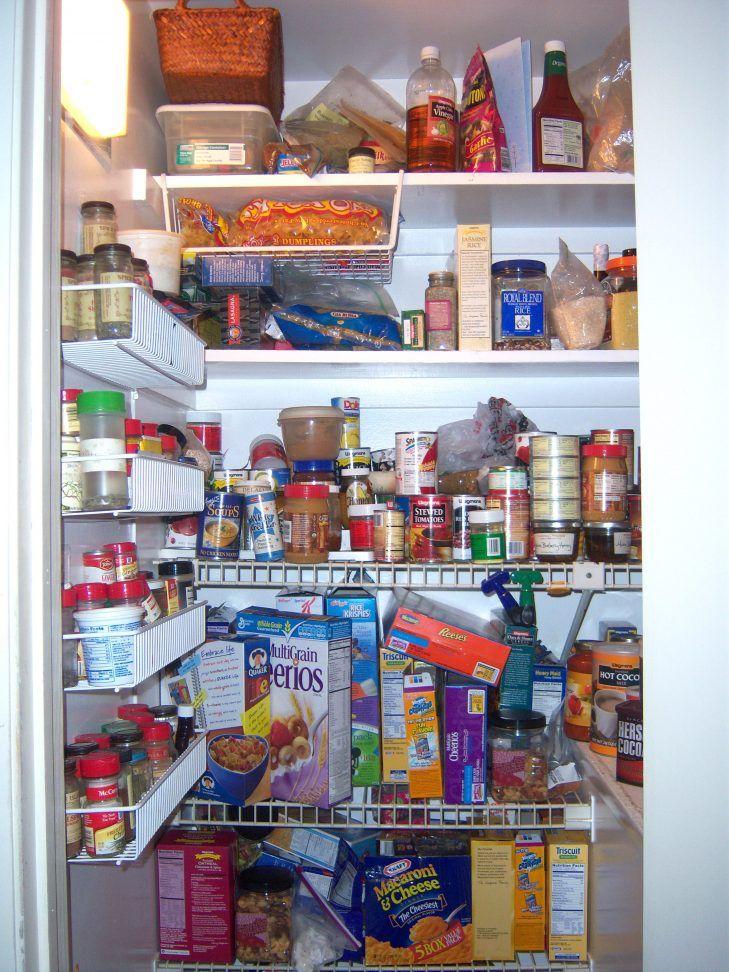 Organisieren Küche Speisekammer - Küchen | Hausmodelle | Pinterest ...