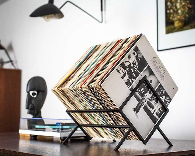 47 Meubles Pour Ranger Des Vinyles Rangement Vinyle Vinyle Mobilier De Salon