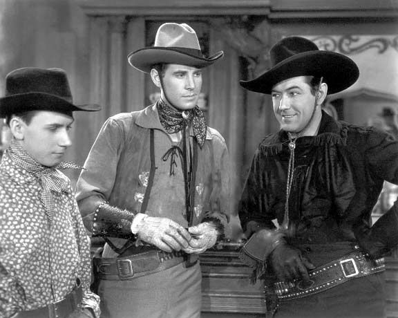 Wild West Days (1937) - Robert McClung / George Shelley / Johnny Mack Brown