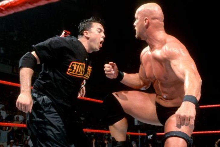 Shane McMahon And Stone Cold Steve Austin June 27th 1999 One Thing I