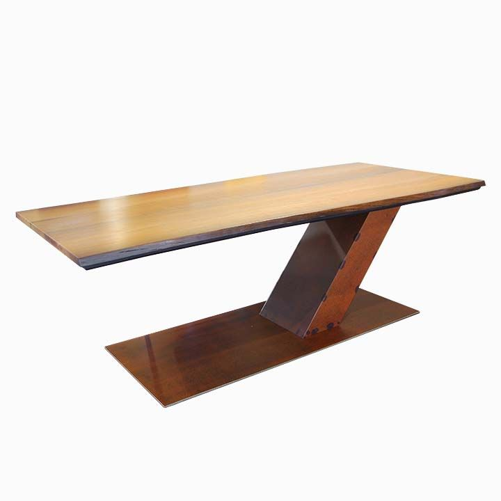 Holz Möbel, Tisch massiv Holz Unikat, Möbel Messmer, Monheim ...