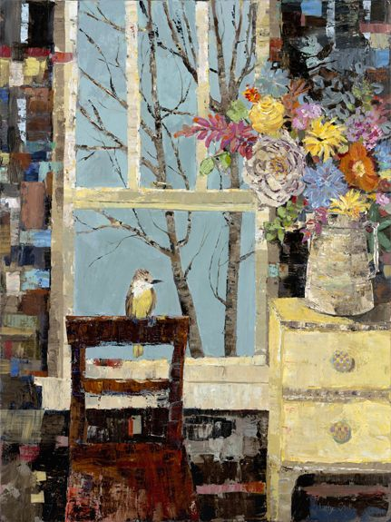 Épinglé par lio De Bio sur art Pinterest Peinture dessin - Peinture Porte Et Fenetre