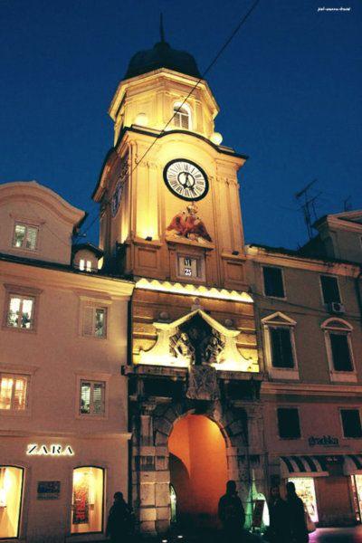 Rijeka Croatia Croatia Rijeka Places To Visit