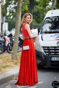 STYLE DU MONDE / Haute Couture Fall 2014 Street Style: Lauren Remington Platt  // #Fashion, #FashionBlog, #FashionBlogger, #Ootd, #OutfitOfTheDay, #StreetStyle, #Style