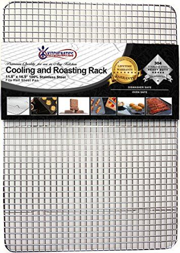 Kitchenatics Professional Grade Stainless Steel Cooling And