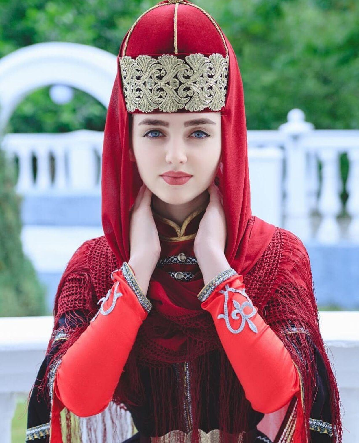 Circassian Beauties