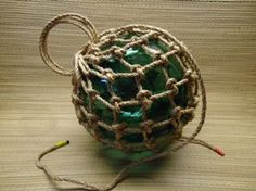 how to make a fishing net from scratch