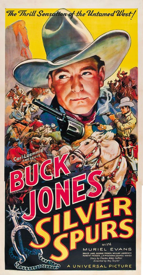 Watch Silver Spurs Full-Movie Streaming