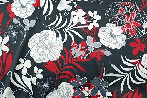 Tessuto al metro: Raso grigio a fiori LaFab http://www.amazon.it/dp/B01CQ0DHEM/ref=cm_sw_r_pi_dp_0CEqxb04Y9D5A
