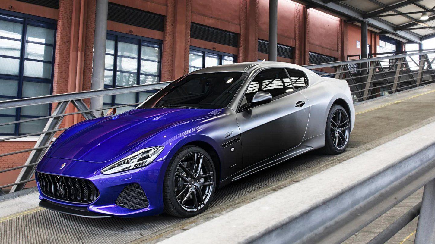 Jalopnik on Twitter Maserati granturismo, Maserati
