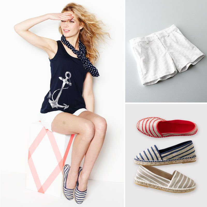 nautical clothing search look the part