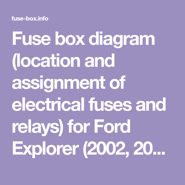 2003 mercedes benz fuse box diagram fuse box diagram  location and assignment of electrical fuses and  fuse box diagram  location and