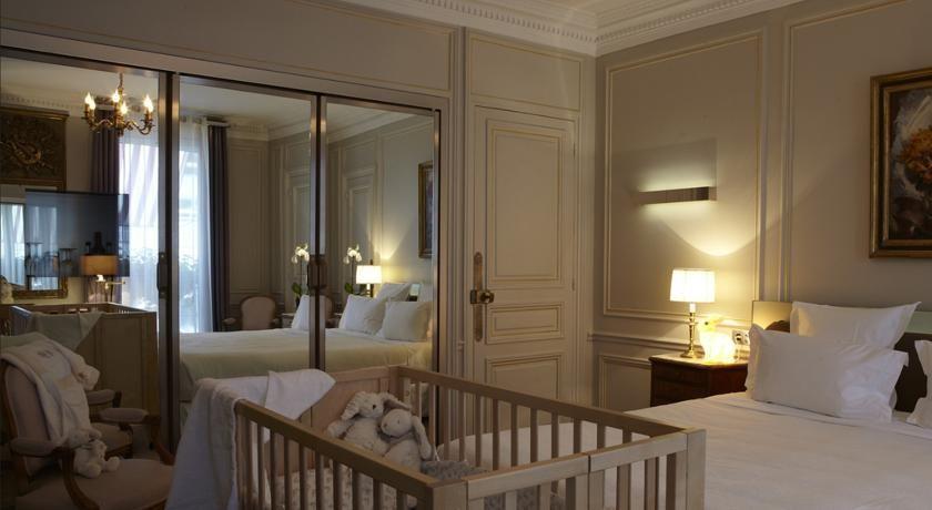 Hotel Lancaster Paris France Booking Com Luxury Hotels Paris