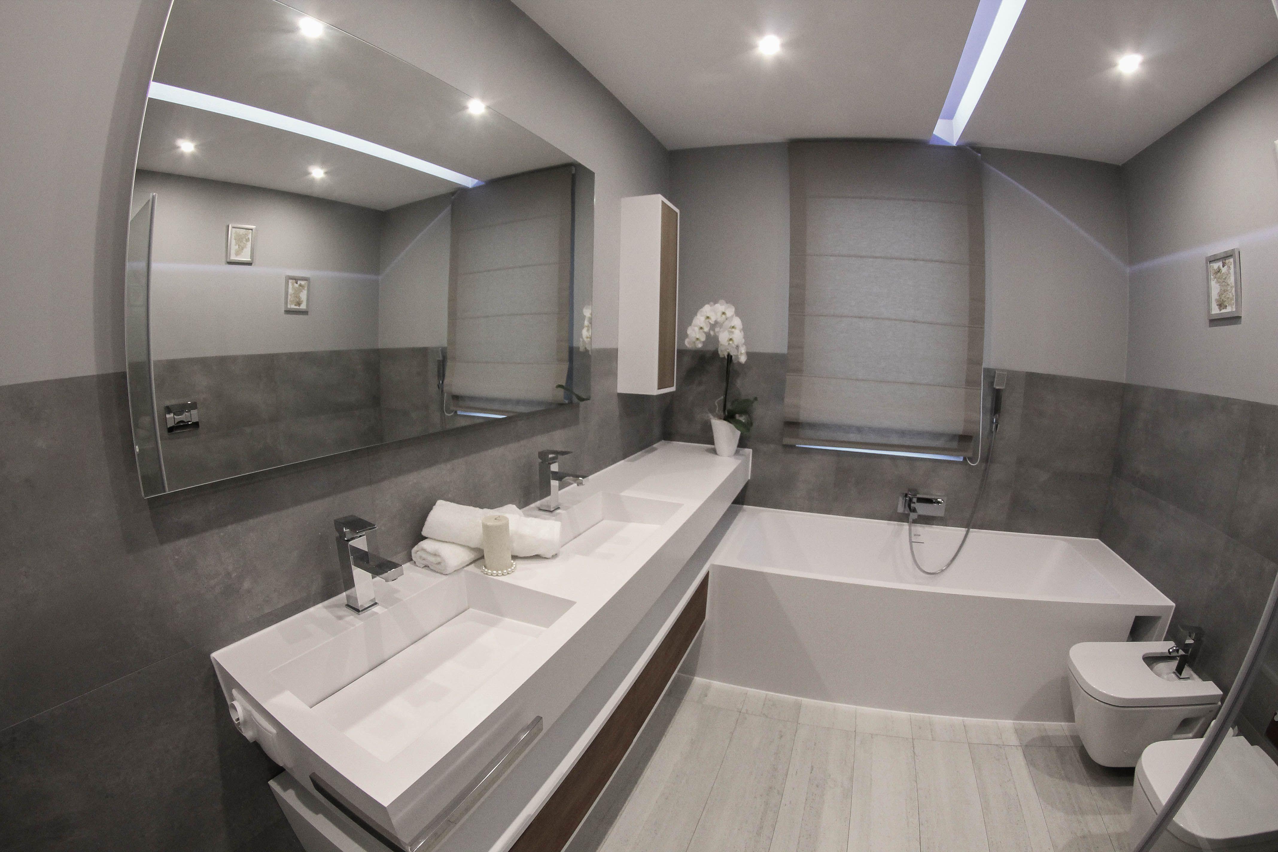 Aranżacje łazienek Luxum To Nie Tylko Elegancja I
