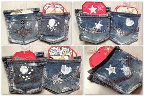 Jeans Mini upcycling