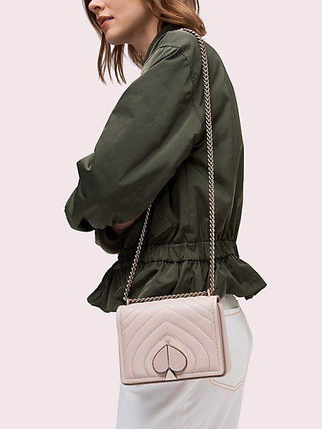 d774ce72c44 Kate Spade Amelia Small Convertible Chain Shoulder Bag
