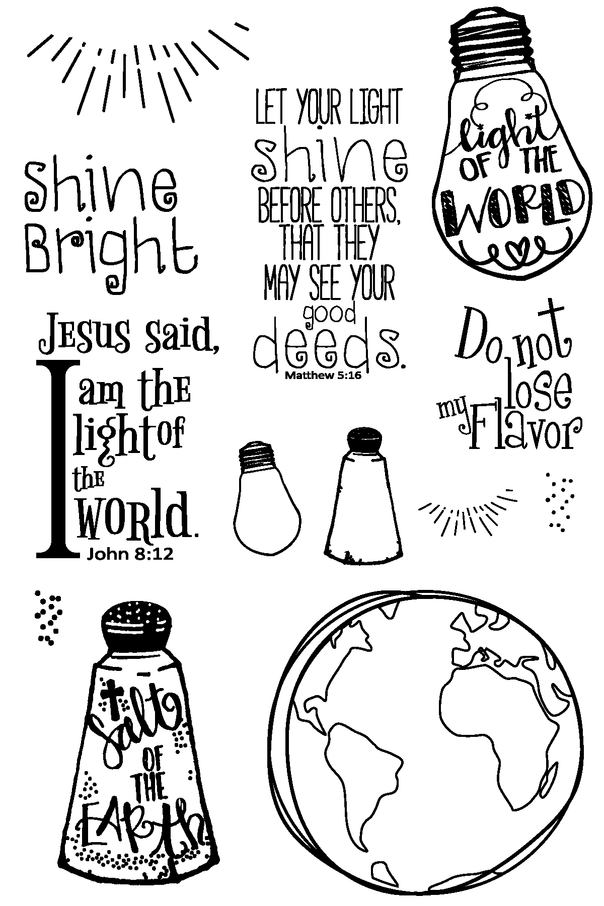 Salt And The Light