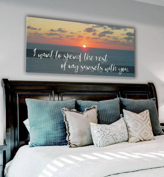 bedroom wall art sunrise large wall art 2 sizes available on large wall art id=77748