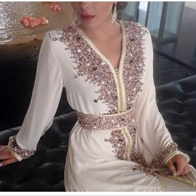 Caftan Marocain 2016 Styles Originaux de Haute Couture - Caftan Marocain de  Luxe 2016   Boutique Vente Caftan FatimaZahra 5a54da26962