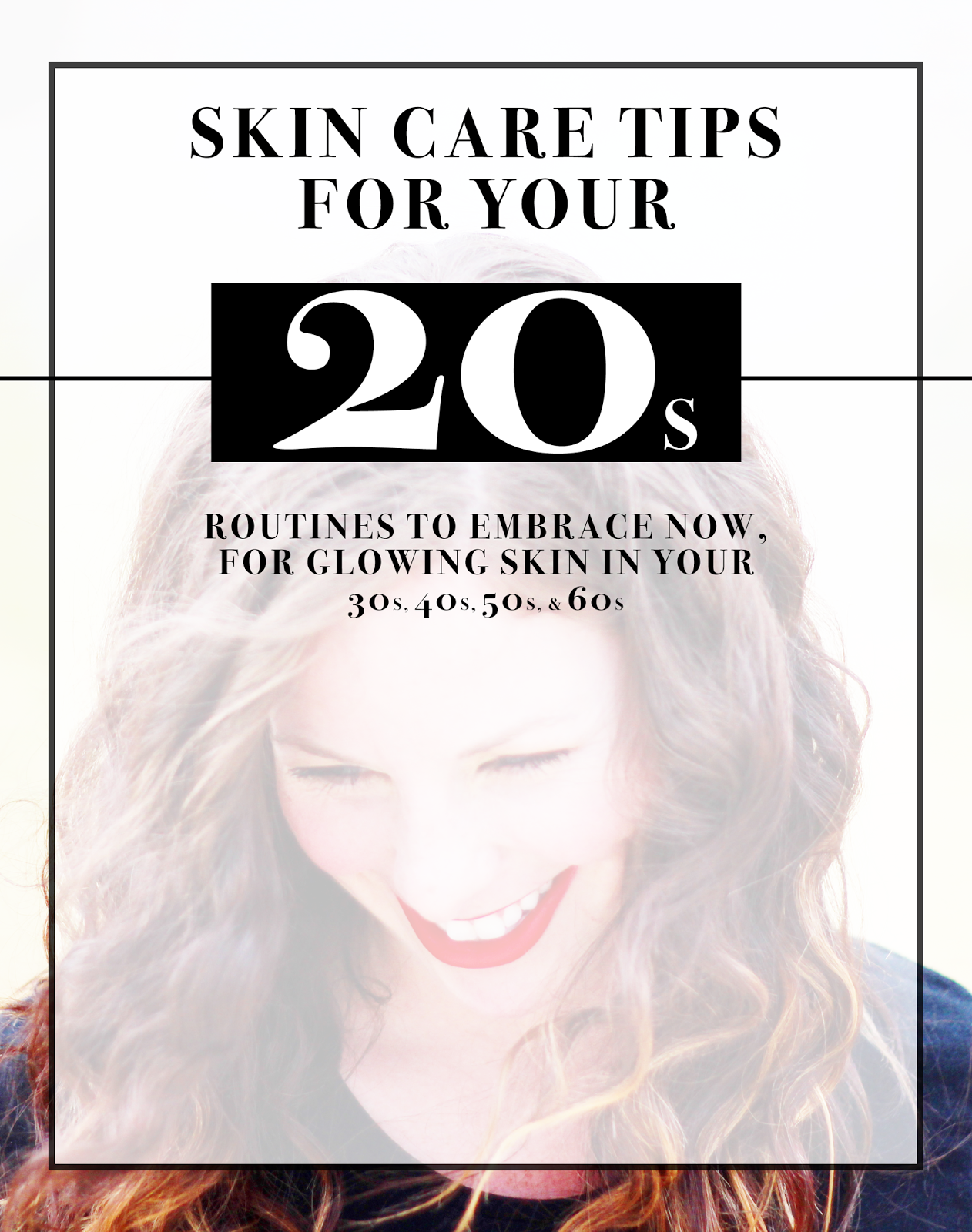 9 Skin Care Tips And Routines For Your 20s Skin Care 20s Skin Care Tips Facial Skin