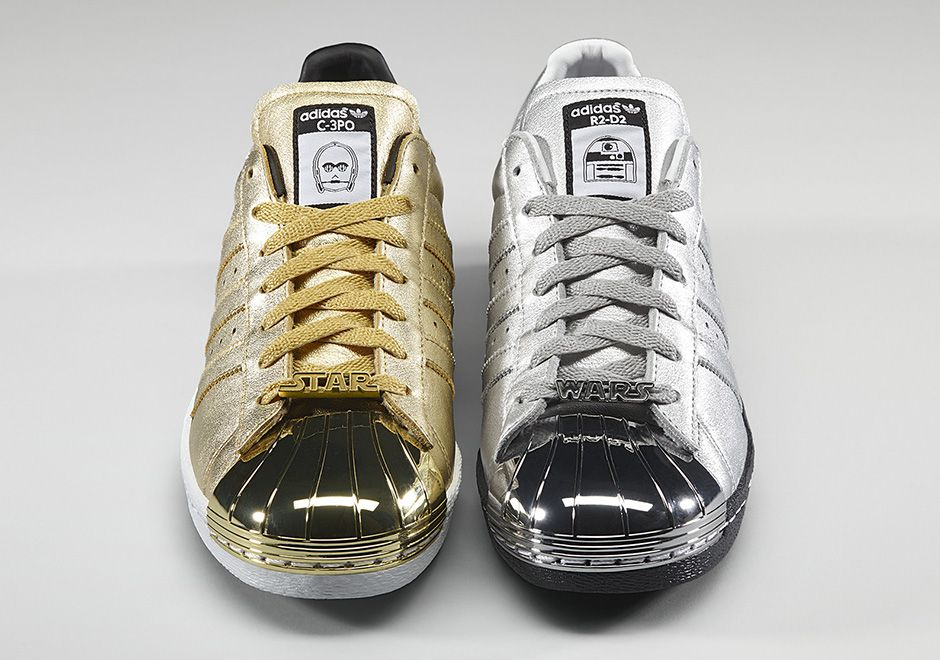 Adidas Superstar Gold Limited Edition