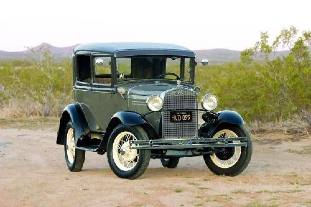 1928-\'31 Ford Model A - \'\'The Start of a New Line\'\' r - Hemmings ...