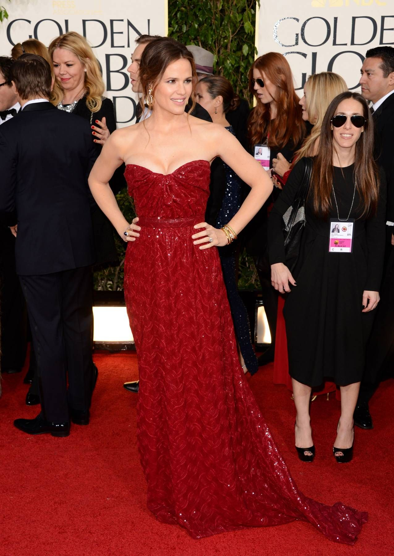 See All The Red Carpet Looks From The 2013 Golden Globes Golden Globes Dresses Red Carpet Looks Celebrity Dresses