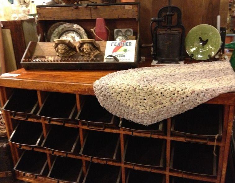 Antique Nail Bin Hardware Store Counter At Urban Mining In Kansas City  Www.urbanmininghomewares.