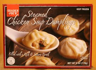 What's Good at Trader Joe's?: Trader Joe's Steamed Chicken Soup Dumplings