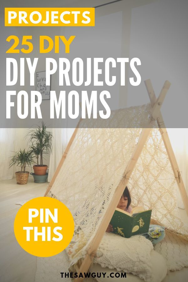 25 spectacularly simple diy projects for moms diy on useful diy wood project ideas beginner woodworking plans id=60153