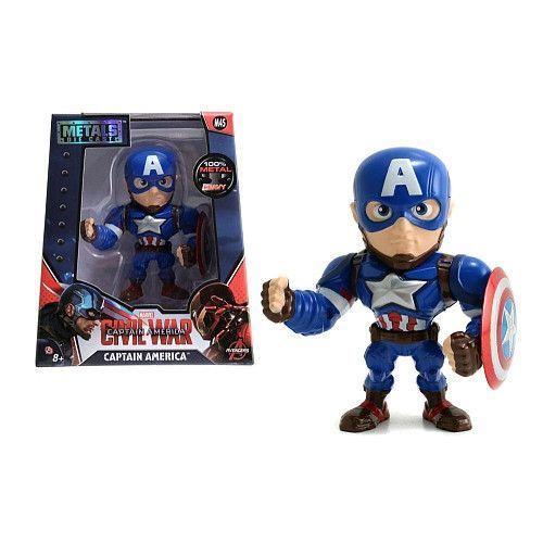 Civil War Metals Die Cast Figure Black Widow Jada Toys