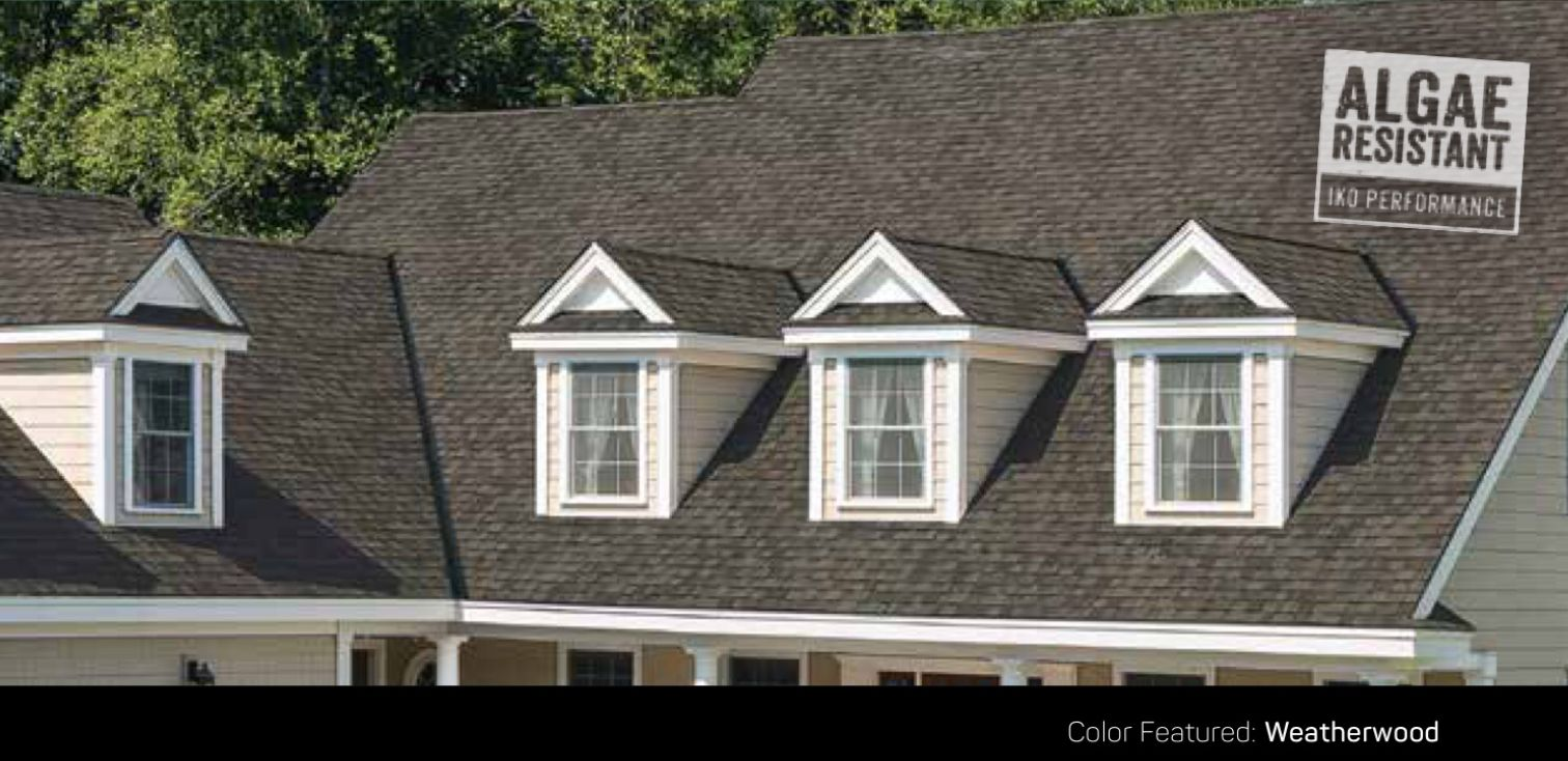 Best Iko Cambridge Weatherwood Roof Shingle Options House 400 x 300