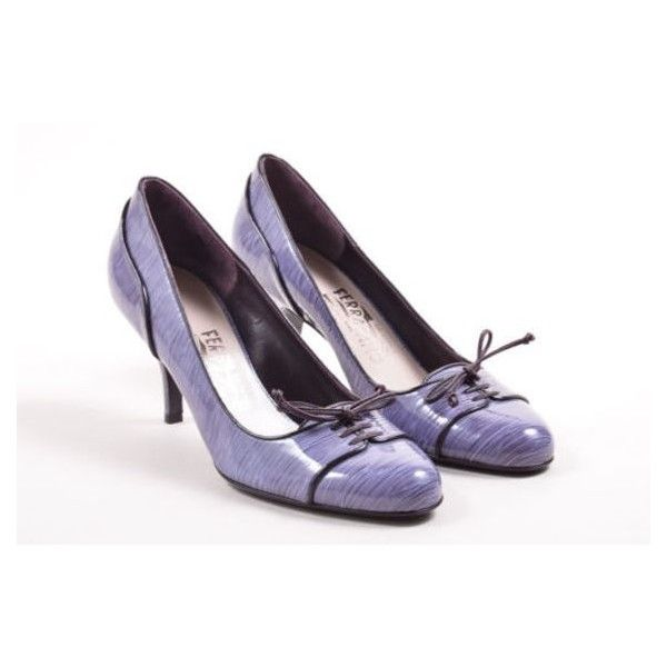 Pre-owned - Patent leather heels Salvatore Ferragamo Free Shipping For Sale KwLaCsNn