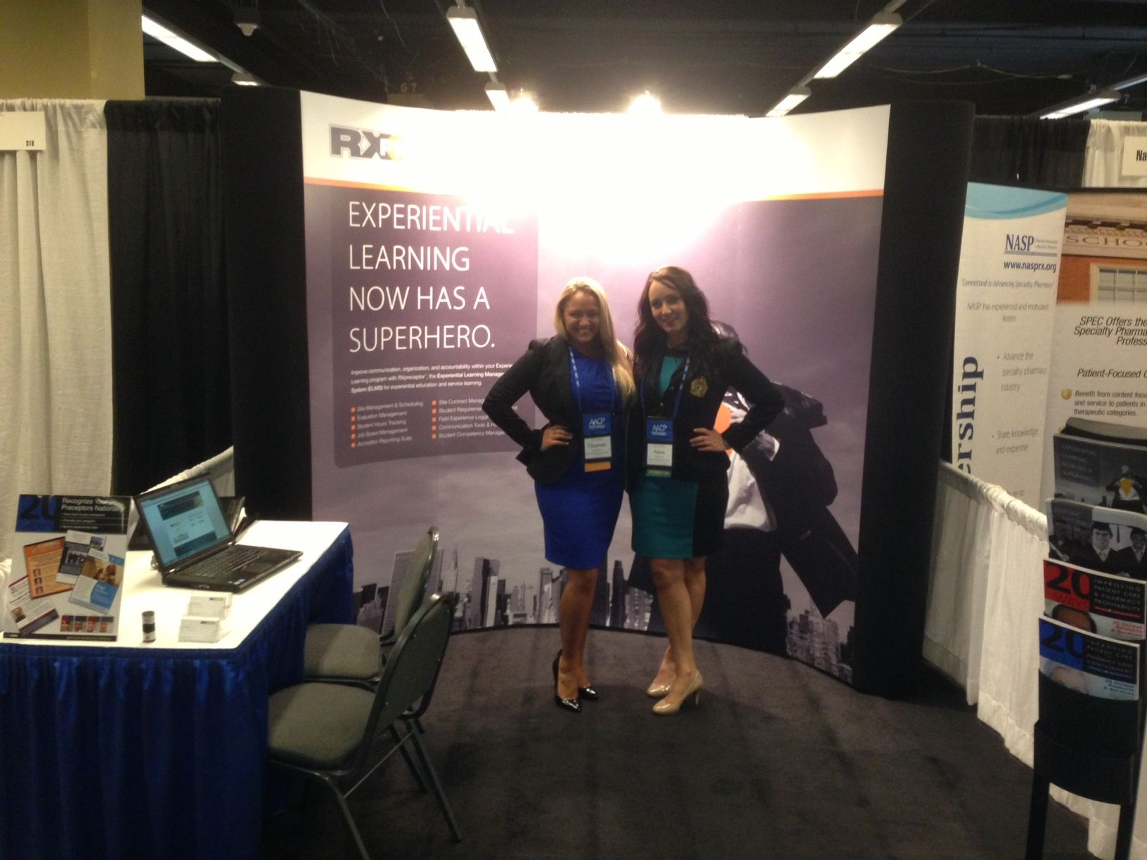 AACP 2013 Annual Conference. RXpreceptor Booth 320