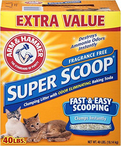 Arm And Hammer Super Scoop Clumping Litter Fragrance Free Discover This Special Cat Product Click Th Fragrance Free Products Cat Litter Brands Cat Litter
