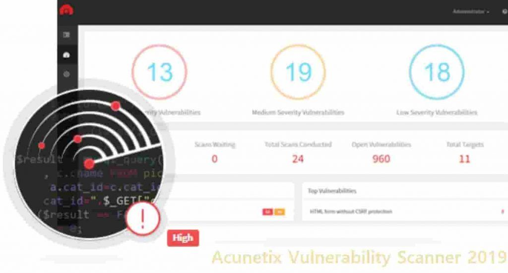 Acunetix Web Vulnerability Scanner Free Download (2019