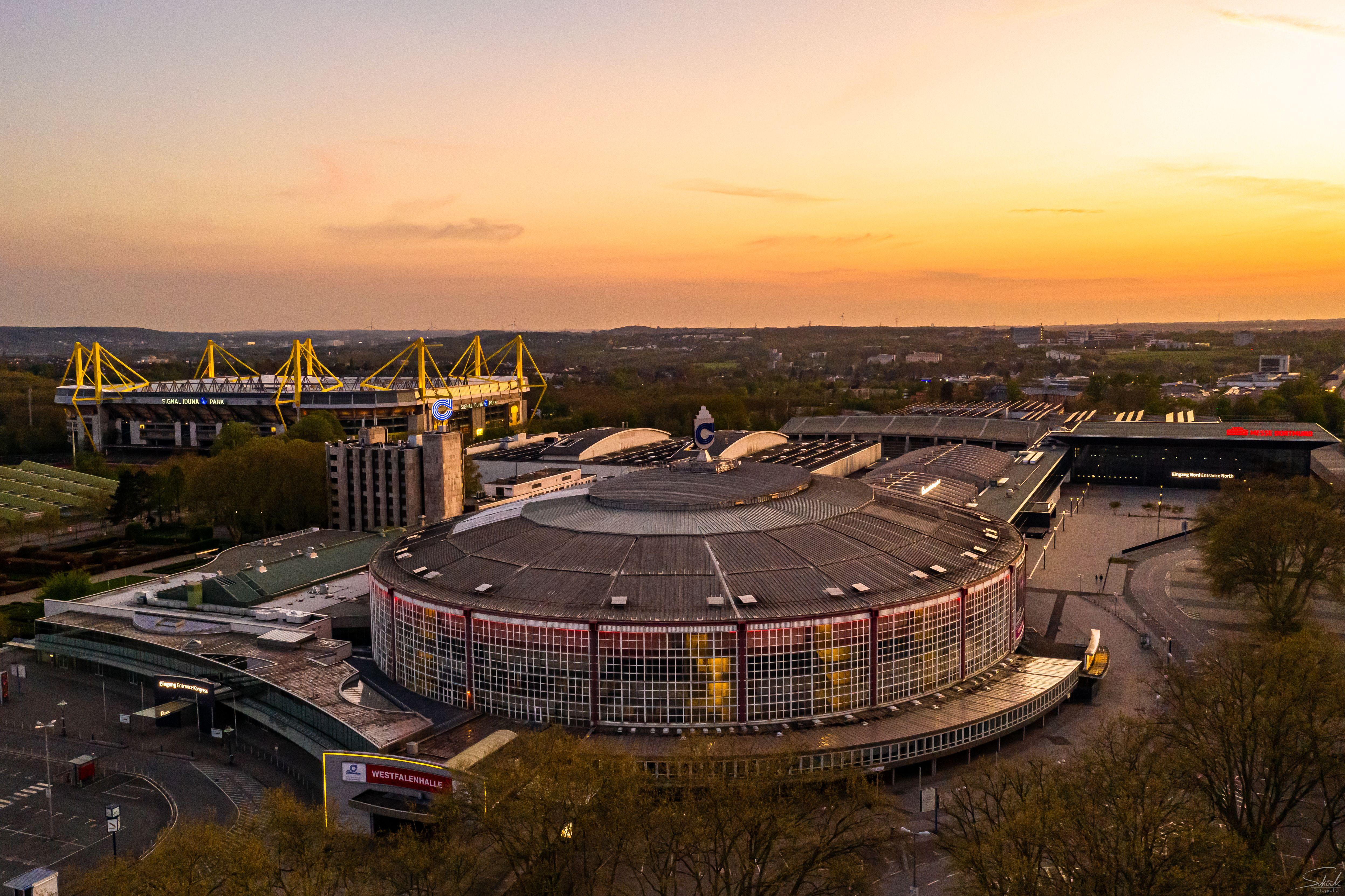 Westfalenhalle Dortmund Dortmund Westfalen Westfalenhalle