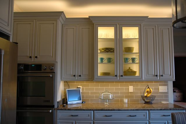 Led Lighting Tutorials Residential And Commercial Inspired Led Inside Kitchen Cabinets Kitchen Cabinet Interior Glass Kitchen Cabinets