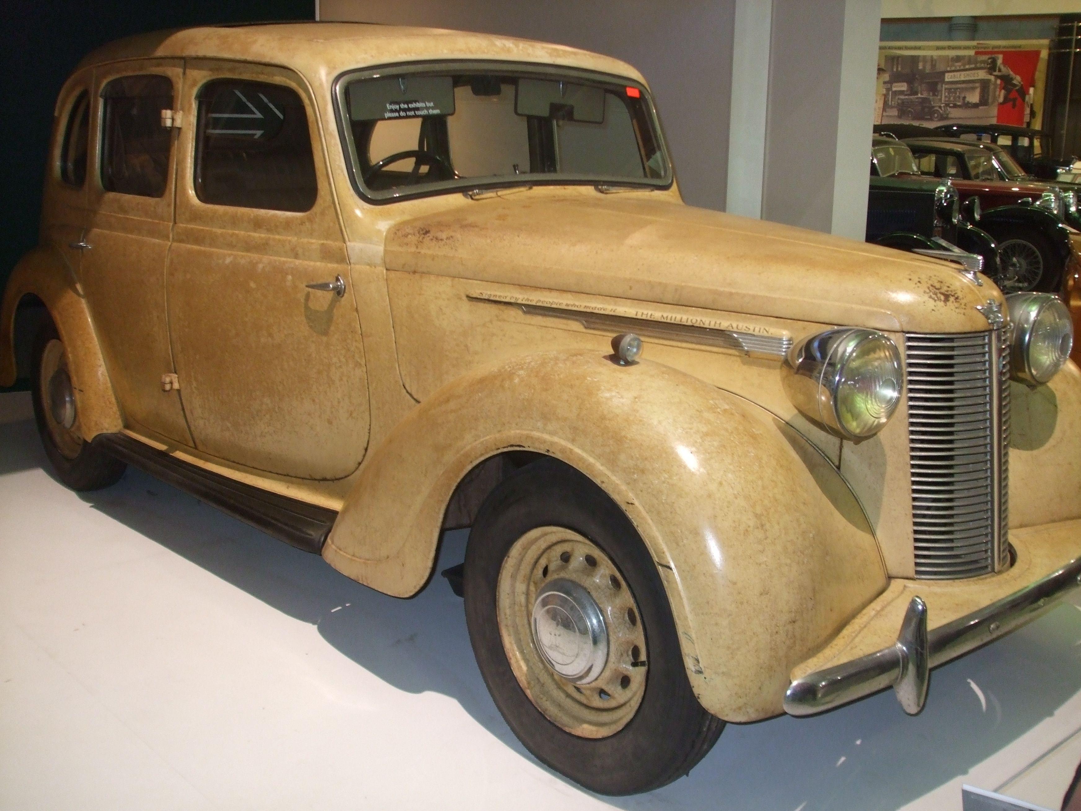 191 best Austin images on Pinterest | Old school cars, Vintage ...