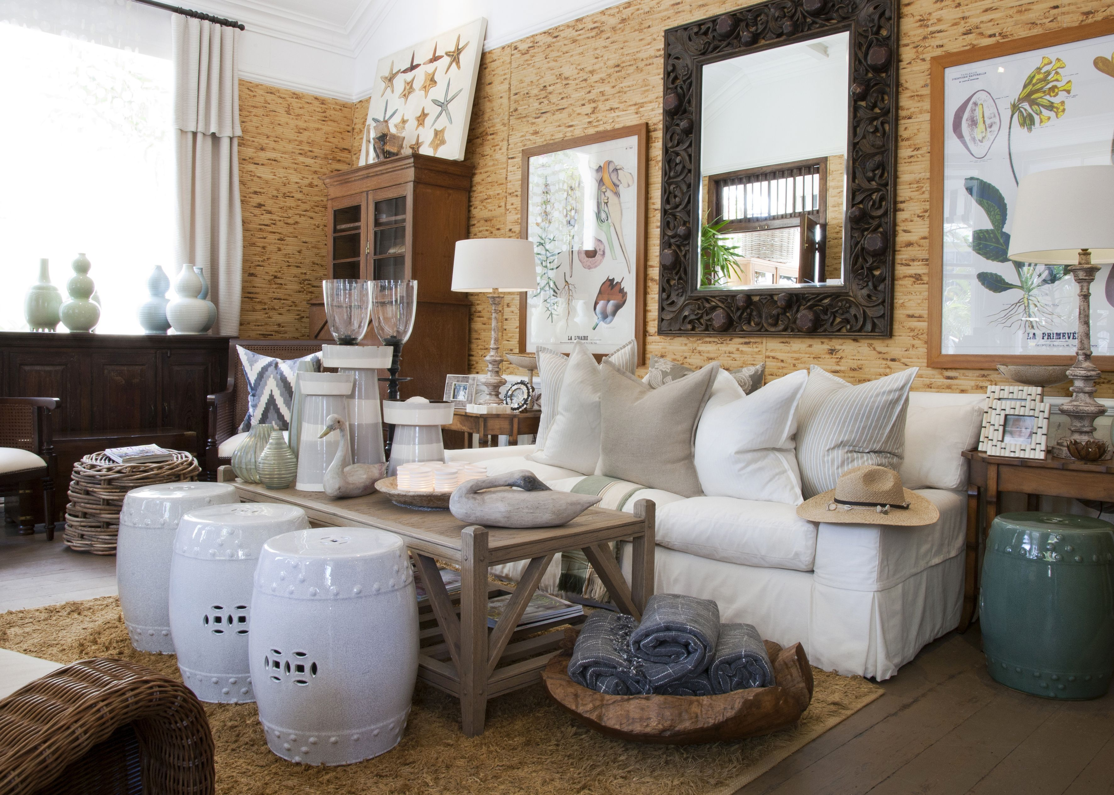 Cécile and Boyd s Durban shop located on the fashionable Florida