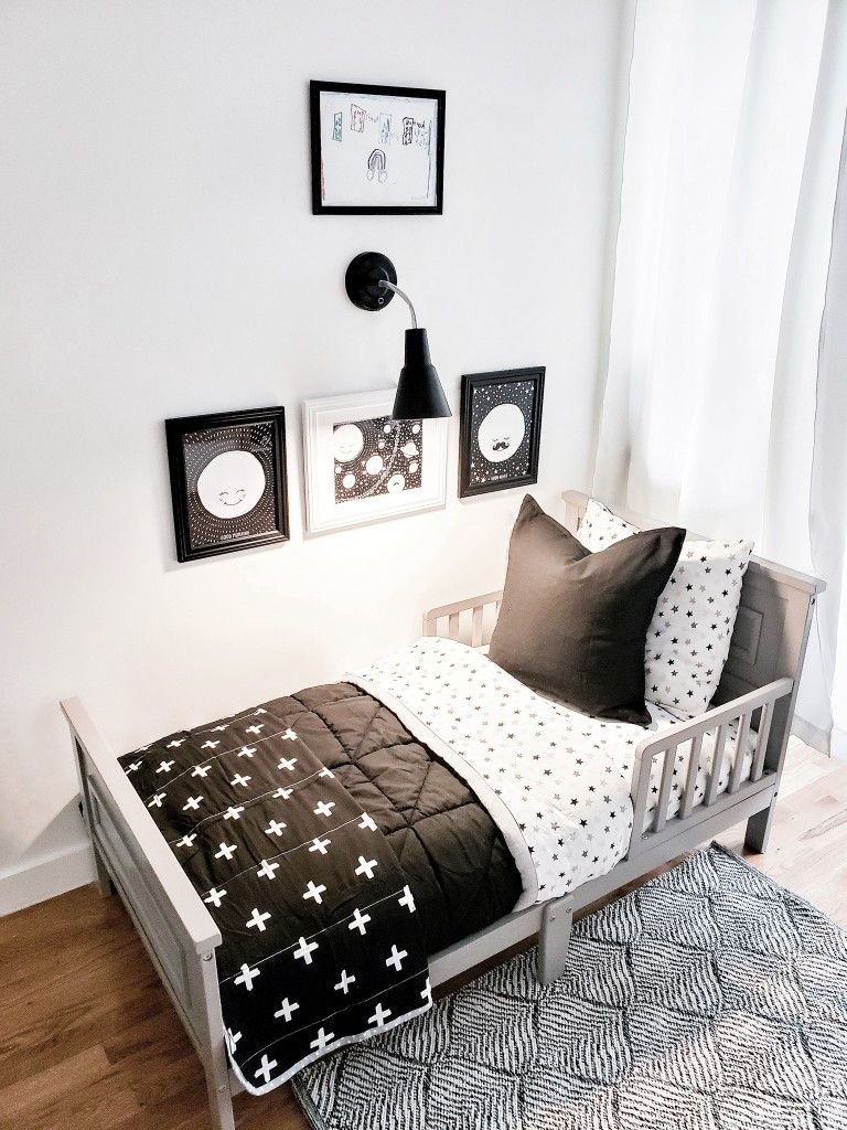 Toddler transition bedroom images