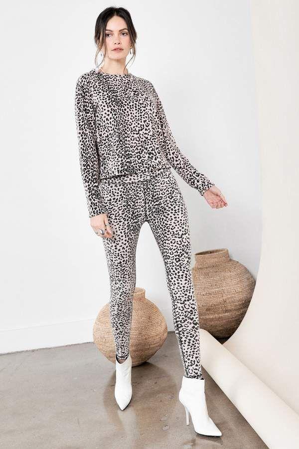 8553dd38e067 Rag Doll Ragdoll LEOPARD LEGGINGS Pink Leopard in 2019 | Products ...