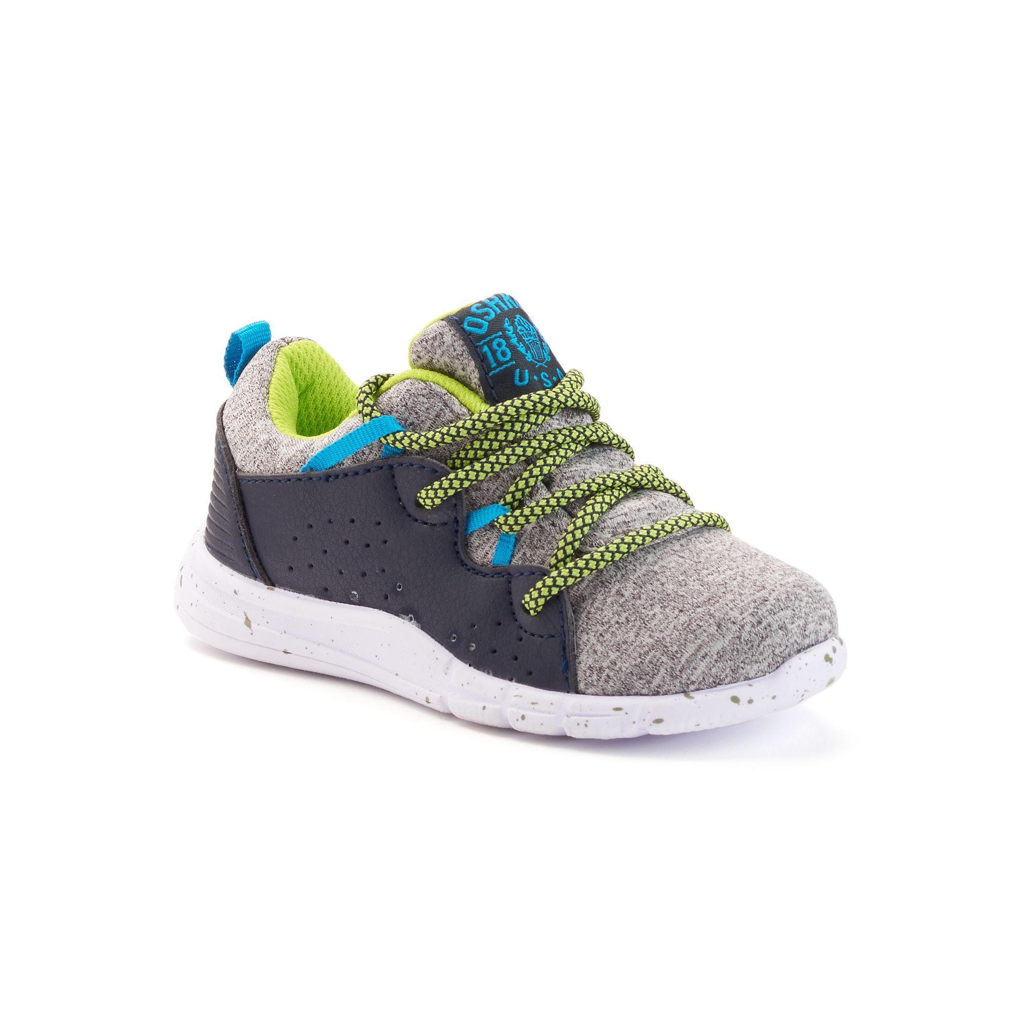 ff9b61fcb28 OshKosh B gosh® Brooks Toddler Boys  Sneakers
