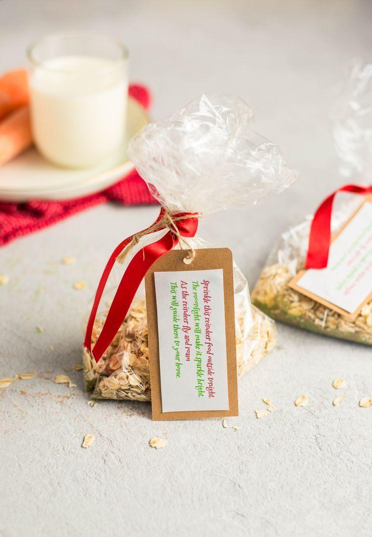 How to Make Magical Reindeer Food #reindeerfoodrecipe
